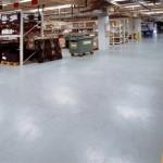 Peinture sol industriel