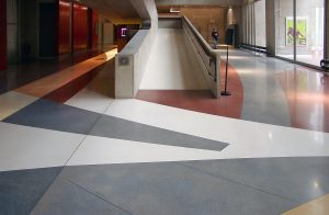 terrazzo revetement sol marbre epoxy