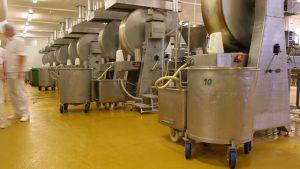 revetement sol industriel mortier resine polyuréthane