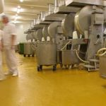 revetement sol resine industrie alimentaire