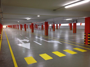 Sol Parking Antidérapant Himfloor