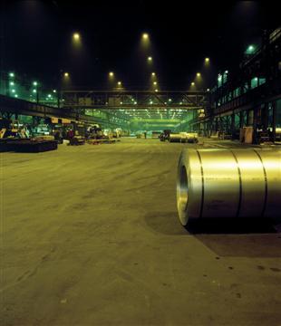 Revêtements de sols industriels