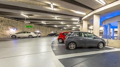 Sol autolissant résine pour parking